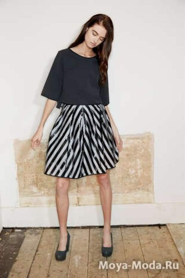 Модные юбки весна-лето 2015 Edeline Lee