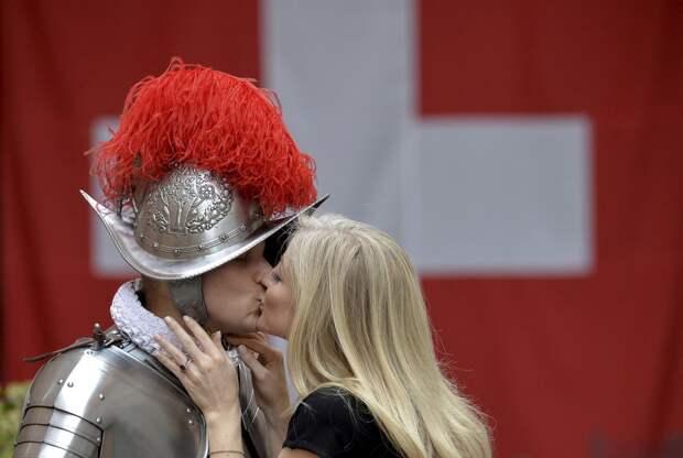 Швейцарский гвардеец