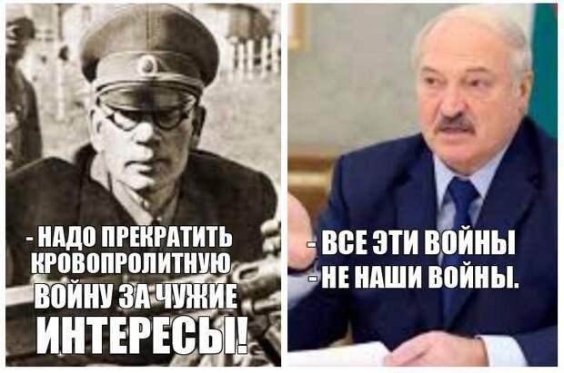 Антимедведевский дискурс вскрыл трогательное единство беларуской госпропаганды с русофобскими рупорами