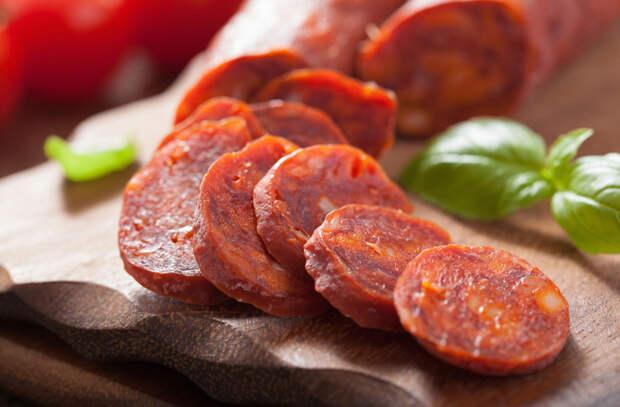Чоризо: колбасная гордость испанской кухни