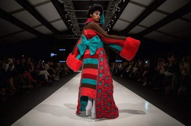показ кимоно
