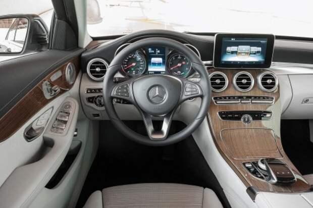 Мерседес представит в Шанхае кроссовер GLC Coupe