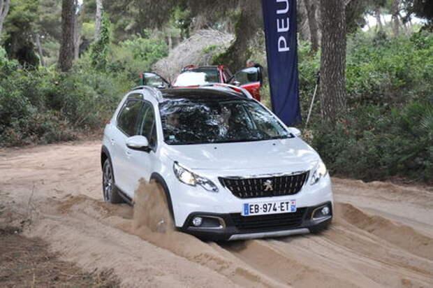 Оператив ЗР: испытываем в Испании обновленный Peugeot 2008