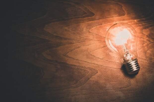 Лампочка, Свет, Шарик, Энергия, Электричество