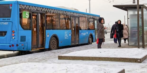 Автобус №692 будет останавливаться на 2-й Квесисской