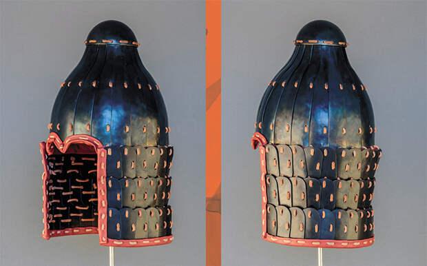 Предметная научно-историческая реконструкция шлема сяньбийского воина II–III в.