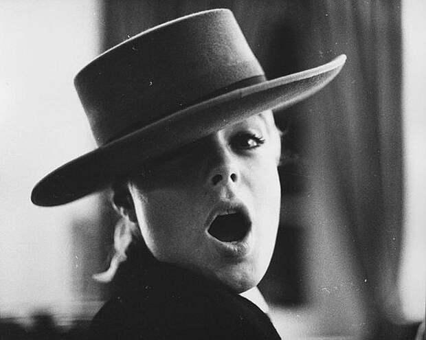 Роми Шнайдер. 1963 год.
