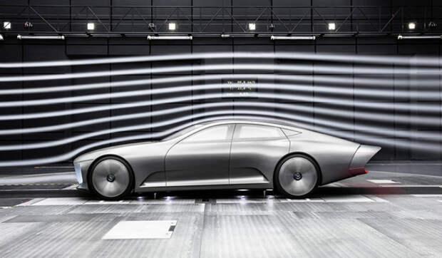 Концепт Mercedes-Benz IAA дебютировал на Франкфуртском автосалоне