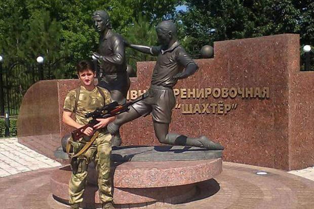 Легендарный сербский доброволец, снайпер Деян Берич покидает Донбасс (ФОТО)