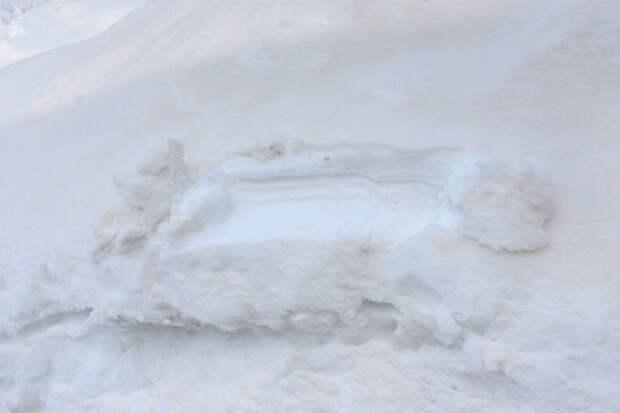Жителей Ульяновской области поразил выпавший ночью жёлтый снег