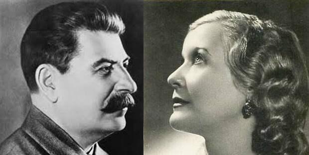 Немного о Сталине. Из мемуаров Любови Орловой