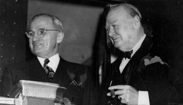 О Черчилле – и его Фултонской речи