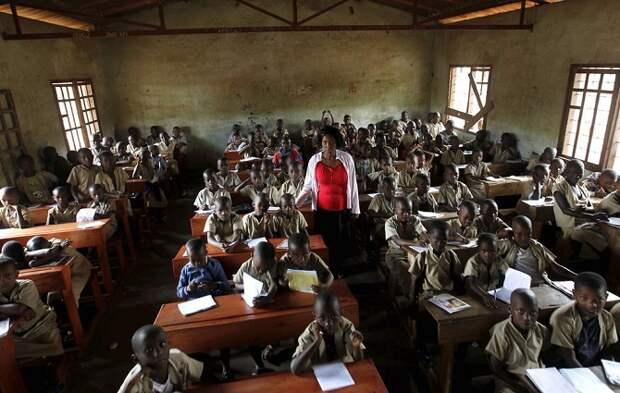Как устроены школы в разных уголках земли