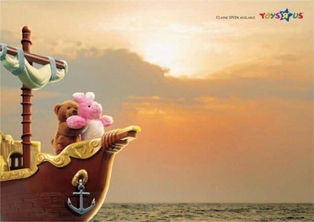 «Титаник» в плюшевом формате