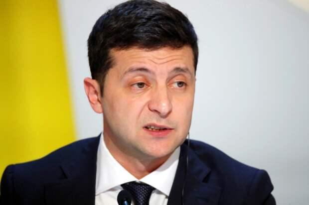 Зеленский не знает, как назвать взаимодействия между Россией и Украиной