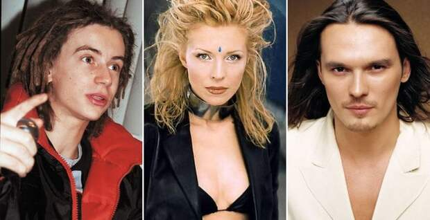 Звезды 90-х и нулевых: как они выглядят сейчас?