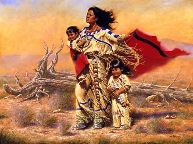 Alfredo Rodriguez. Картины Дикого Запада