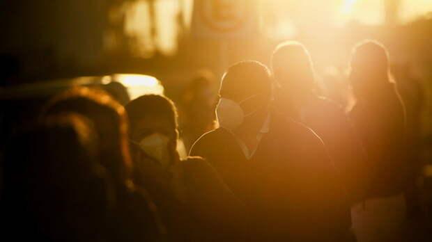 Число случаев коронавируса в Мексике превысило 2,5 млн