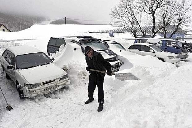 Опрос ЗР: зимний набор автомобилиста