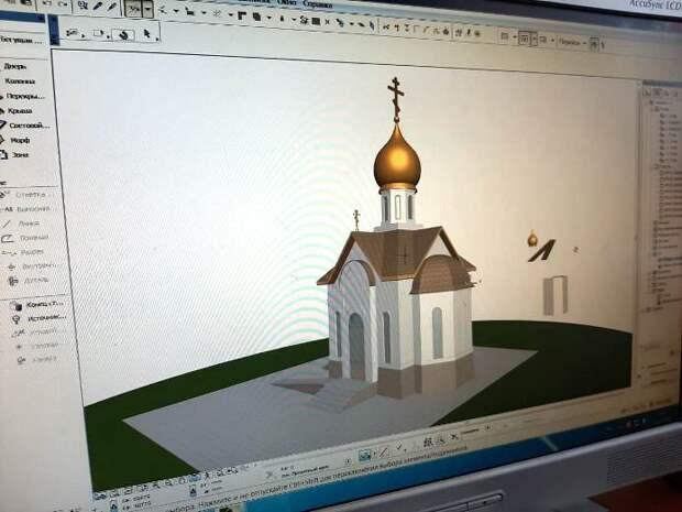 В Белореченском районе казаки решили построить церковь