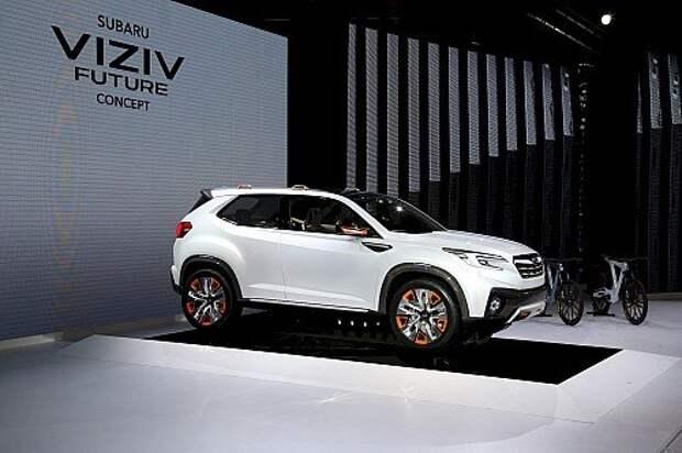 Subaru Viziv Future Concept333