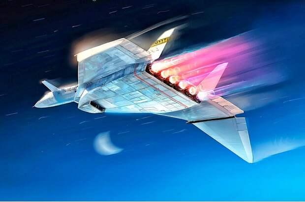 «Аякс» — тайна особого значения. В России продолжаются работы над гиперзвуковым самолётом