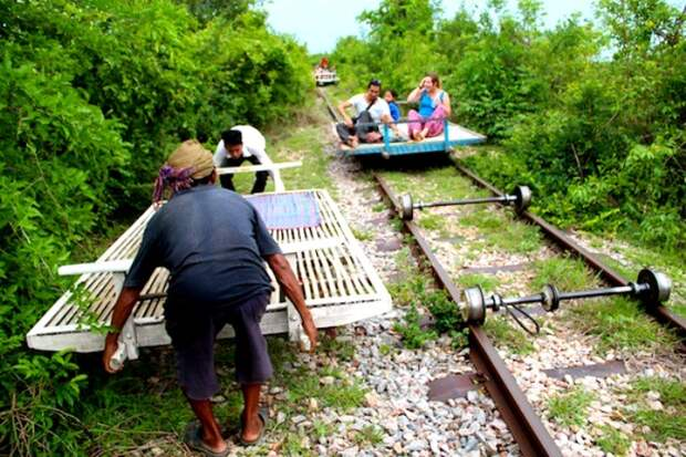 Опасный способ передвижения, но вариантов нет. /Фото: flickr.com