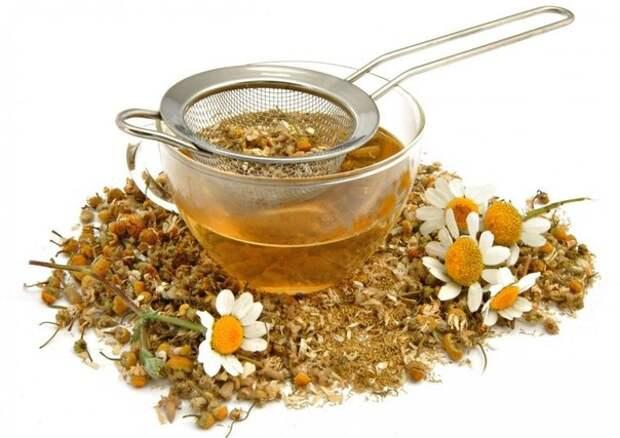 Чем полезен чай из ромашки перед сном?