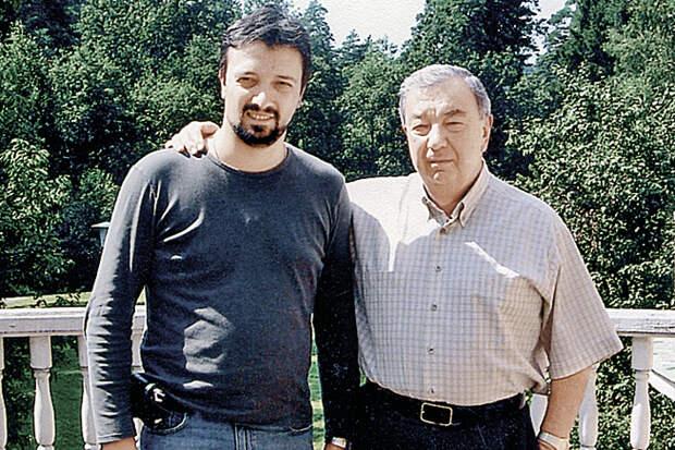 Внук Примакова: дед тяжело переживал предательство