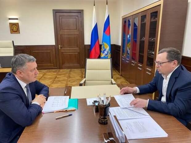 Иркутская область дополнительно получит из федерального бюджета 1,8 млрд рублей на ремонт мостов и строительство дорог