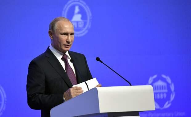 Мы сами виноваты: Путин выступил против бойкота Олимпиады