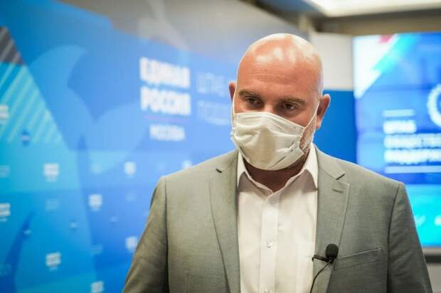 Баженов: «Электронное голосование ― это безопасное решение в условиях пандемии»