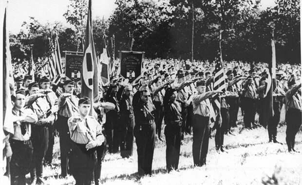 Триумф и трагедия: союзники Гитлера во Второй мировой войне