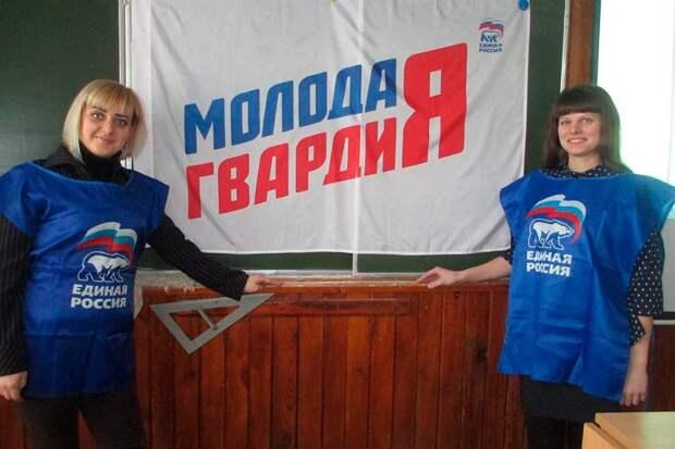 Активисты «Молодая Гвардия – Нижний Тагил», поздравили с 23 февраля фронтовиков, тружеников тыла и …оккупантов