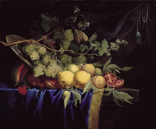 Как изобретение синей краски изменило историю искусства