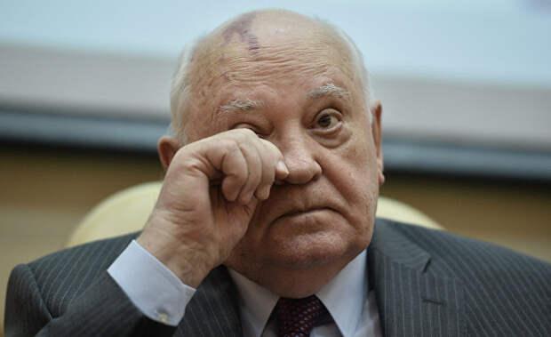 «Буквально все»: Горбачёв пояснил, кто был заинтересован в выводе войск из Афганистана