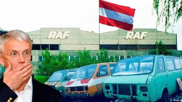 Латвия спохватилась: шпротами и бальзамом сыт не будешь - Рига решила возродить наследие «оккупантов»