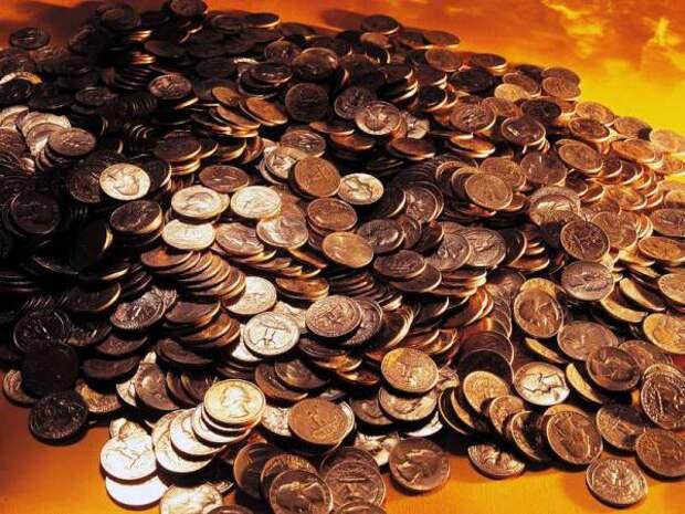 РАССЫПАННЫЕ МОНЕТЫ обои для рабочего стола. Макро фото Рассыпанные монеты: Металл, Богатство, Деньги, Железо, Монеты WPAPERS.RU