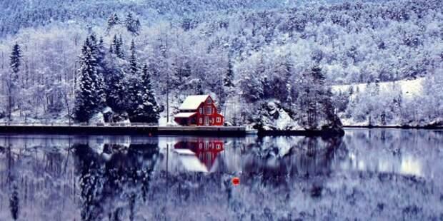 Преимущества зимы