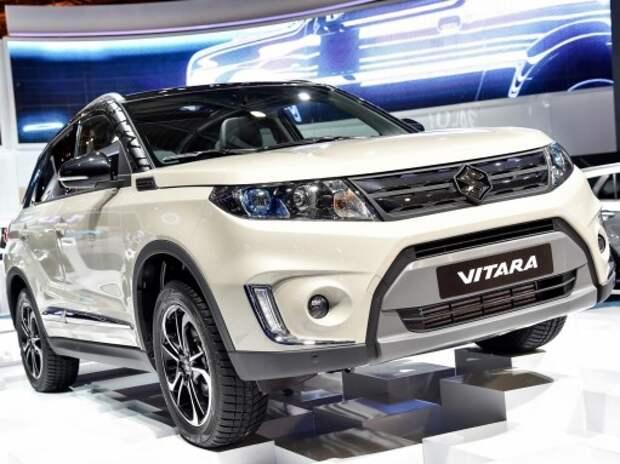 Suzuki выпустит 6 новых моделей до 2017 года