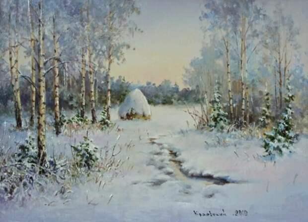 художник Владимир Краевский картины – 52