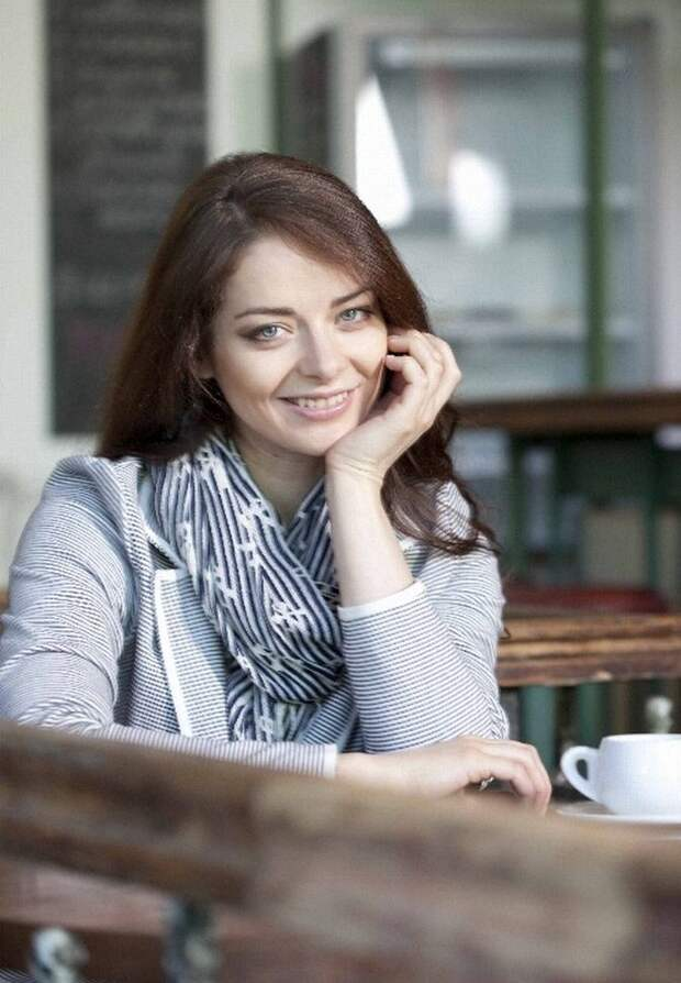 Самые прекрасные современные актрисы: Александрова Марина