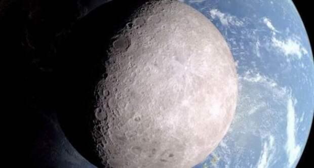 На обратной стороне Луны играет музыка?