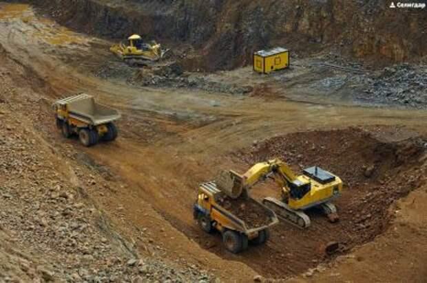 """""""Селигдар"""" добыл более 6 тонн золота в Якутии"""