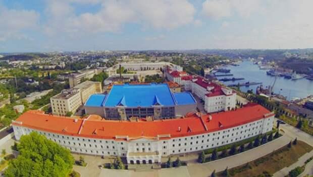 В Севастополе студентов филиала МГУ отпустили домой