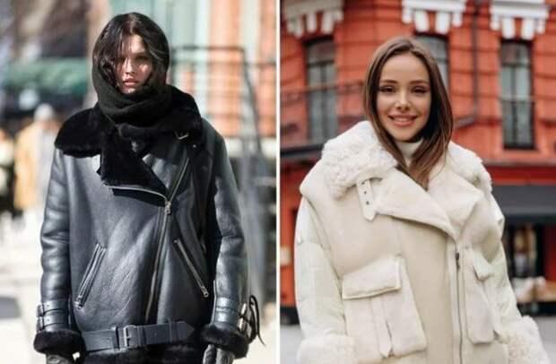 Женские дубленки: теплый тренд 2020-2021