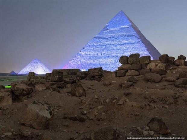 Нелегально сделанные фотографии самых грандиозных построек мира