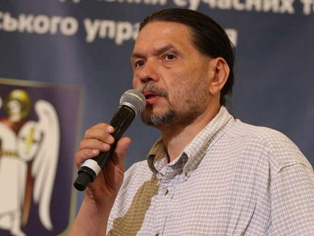 Украинский политик: Если на Западе устали от нас, то пусть вешаются
