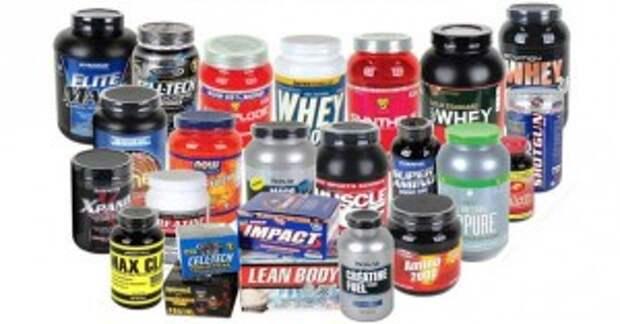 Спортивное питание - залог успеха