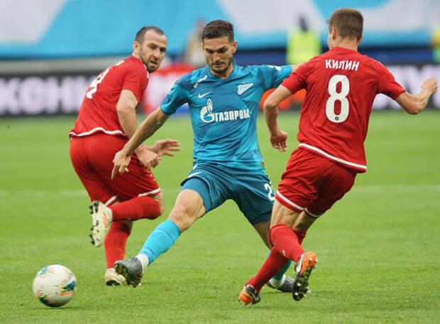 Группа футболистов «Тамбова» после встречи с губернатором бойкотирует матч со «Спартаком»